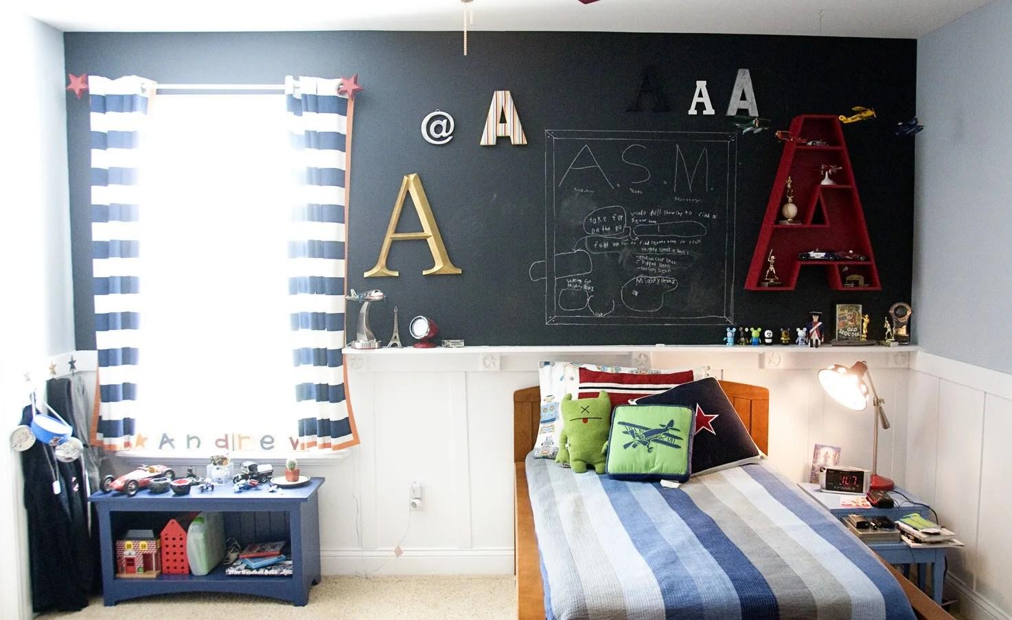 {Boys} 12 Cool Bedroom Ideas