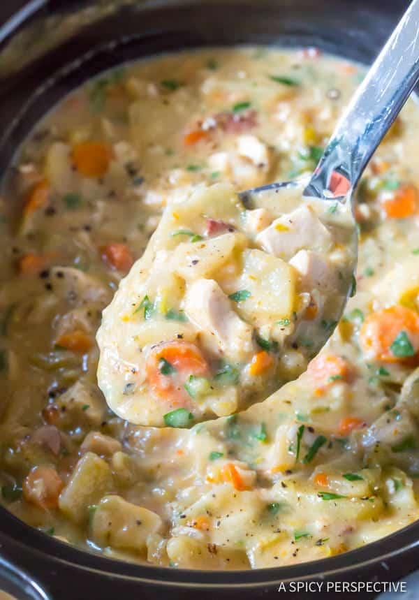 Healthy Crock Pot Chicken Recipes - Slow Cooker Dinner Ideas