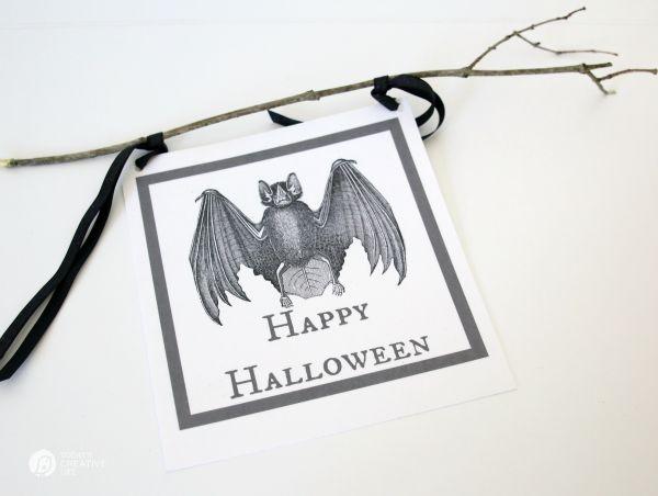 diy door decor for halloween