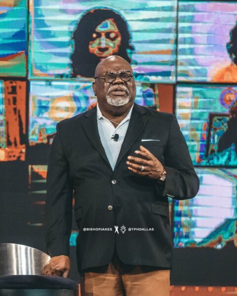 Let It Go Forgive So You Can Be Forgiven - T.d. Jakes