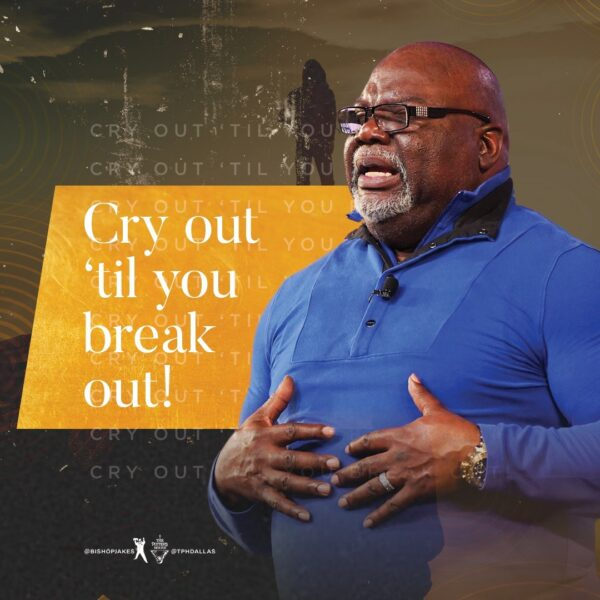 Book: Release Your Anointing - T.d. Jakes (Free Pdf Download)