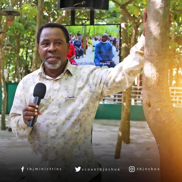 Prophet Tb Joshua Morning Prayer