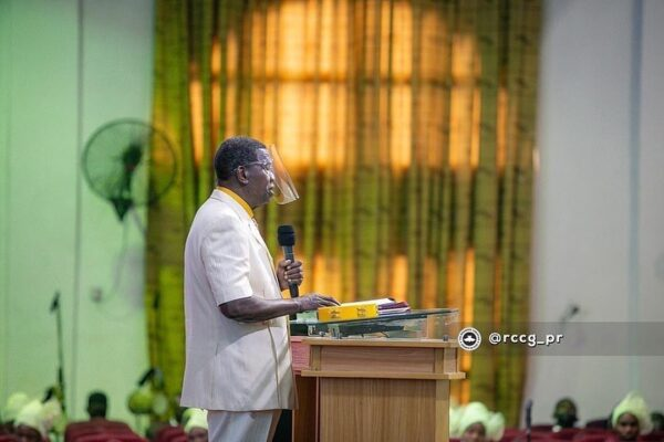 Rccg Prayer Points May 2021