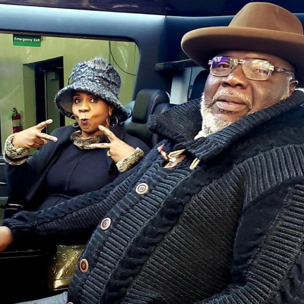 Checkout Td Jakes And Wife - Lovely Birthday Message. Photo August 5, 2021