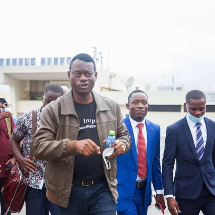 Apostle Arome Osayi In Ghana - 2021 (Pictures And Messages) Photo July 30, 2021