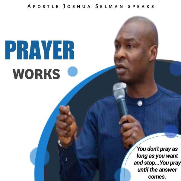 Apostle Joshua Selman Written Messages
