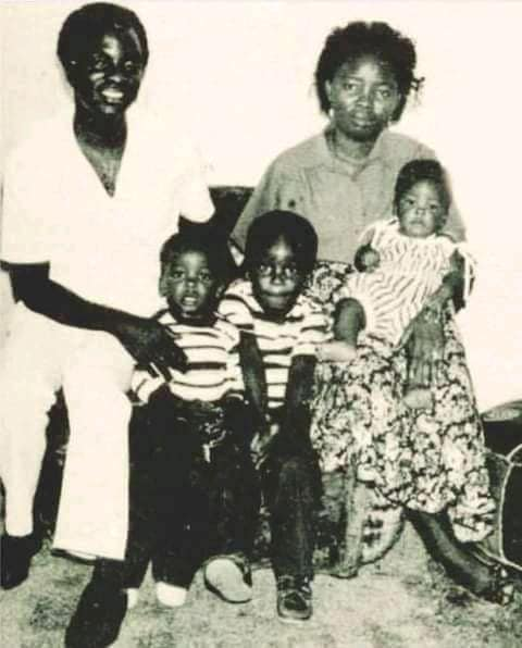 Bishop David Oyedepo And Wife And Family