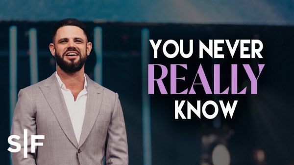 Download: It's Okay To Be Scared | Steven Furtick (+ Sermon Note) Photo September 22, 2021