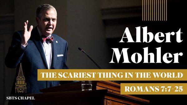 (Free Pdf) Albert Mohler Sermon Notes + Bible Study Notes Photo August 4, 2021