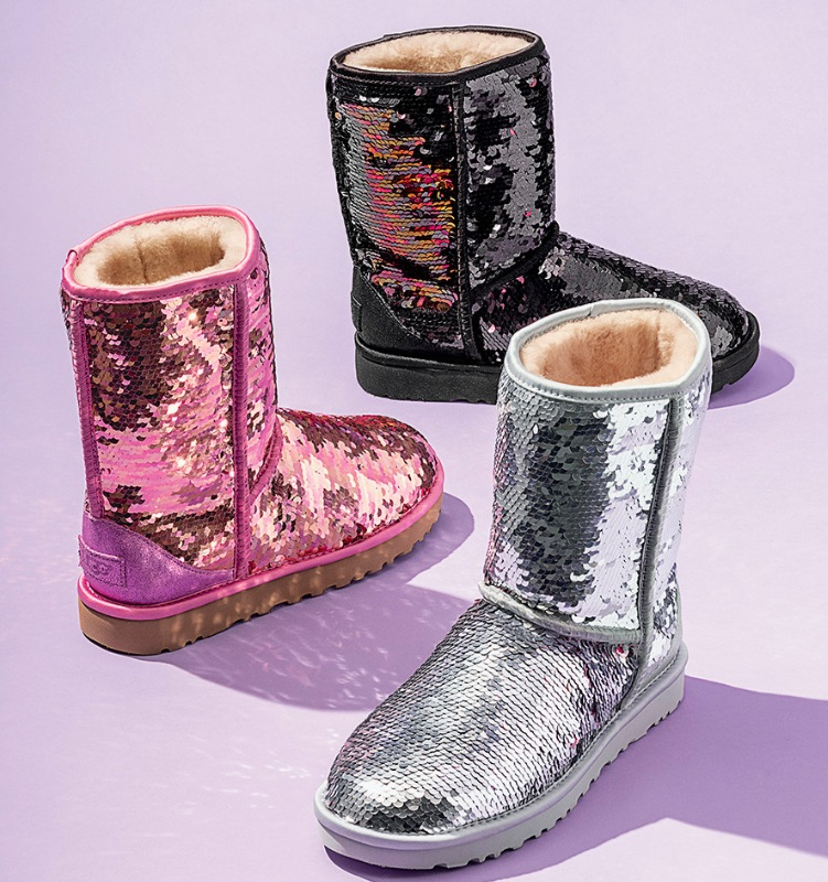 UGG® Sequin Boots   Today's Fashion Item