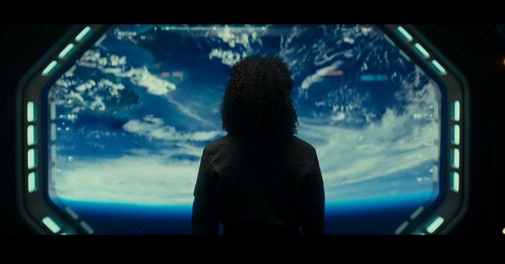 The Cloverfield Paradox Blu Ray Review (Paramount) - Today's