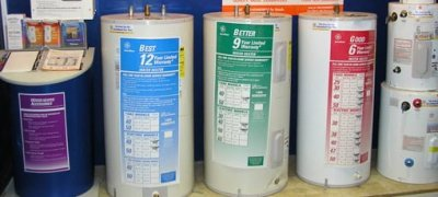 Choosing a Hot Water Heater