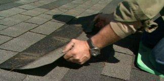 Replacing a roof shingle