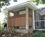 adding pool house