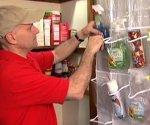 Increasing Kitchen Pantry Storage Space