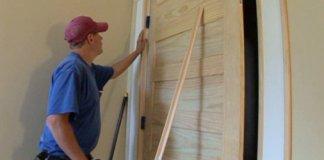Reusing an old door