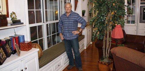 Home improvement expert Danny Lipford.