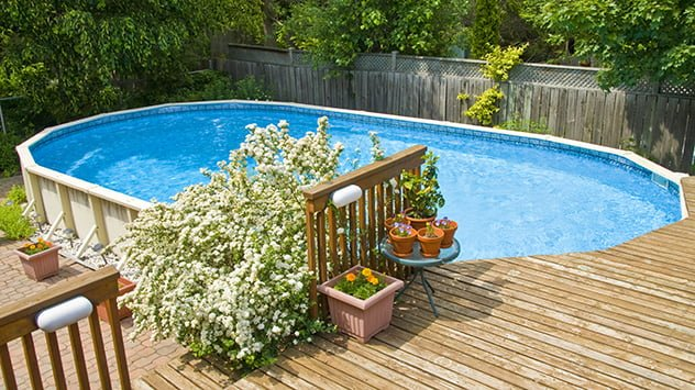 enhancing outdoor living areas for