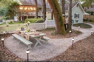 4 diy ideas for creating a patio on a