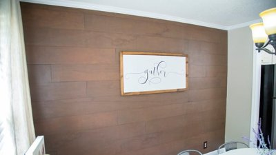 How To Create A Wood Accent Wall Today S Homeowner