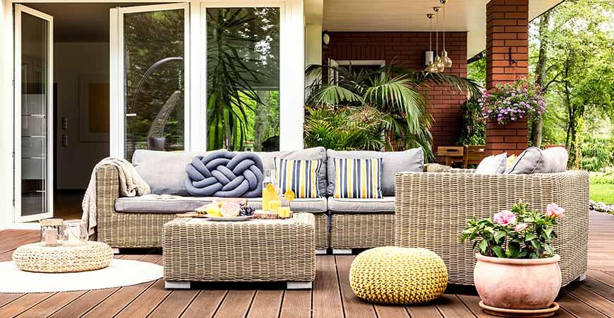 clever outdoor furniture design ideas