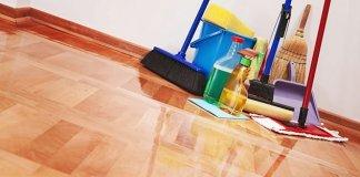 clean-house-floor