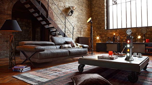 7 Tips To Create Industrial Style In Your Home Today S Homeowner
