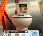 American Standard EcoFusion Toilet