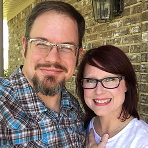 Mike and Nicole Dumas