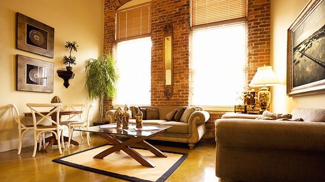 Sunshine in hot room