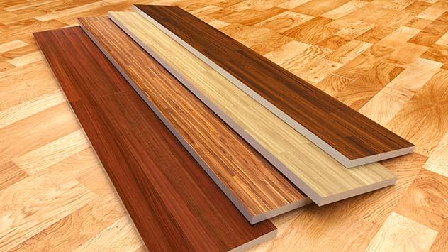 Engineered or hardwood flooring