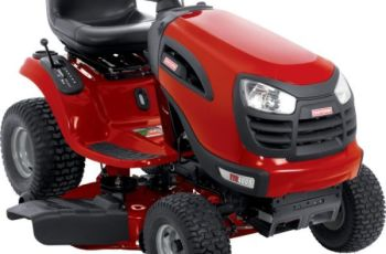 Craftsman YT 4000 42 inch 24 hp Riding Lawn Tractor Model 28925 Review 4