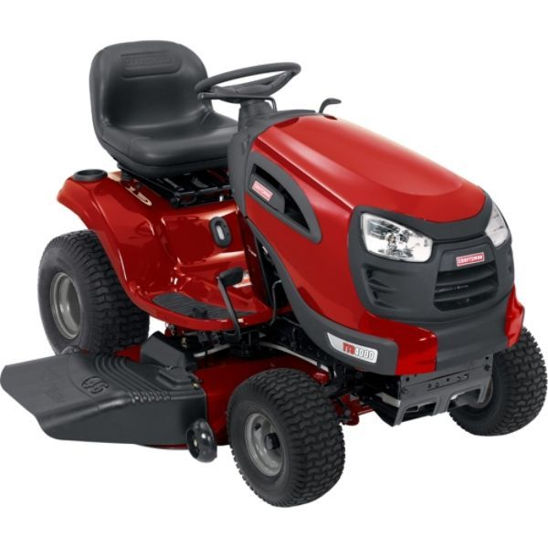 Craftsman 4000 Riding Lawn Mower : Craftsman yt inch hp riding lawn tractor model