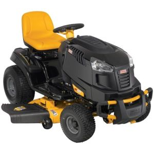 2011 Craftsman Professional Yard Tractor 42 inch 24 hp Model 28980 Review 1