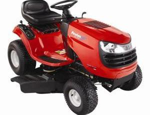 2011 Poulan XT 42 in. 19.5 HP 6-Speed Riding Mower Review 3