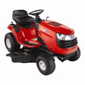 2011 Poulan XT 42 in. 19.5 HP 6-Speed Riding Mower Review 1
