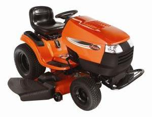 2011 Ariens 54 in 25 HP Gear Drive Garden Tractor Model 960460027 Review 1