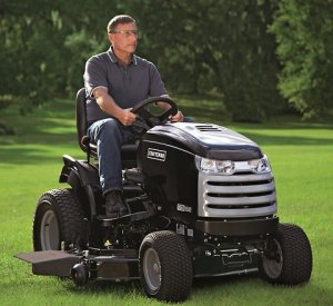 The Hype is Continuing For The New Craftsman CTX Tractors 1