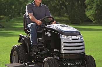 The Hype is Continuing For The New Craftsman CTX Tractors 4
