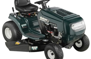 2012 Bolens 38 in, 13.5 hp, Shift-on-the-Go Review 6