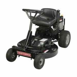 2012 Craftsman 28 in 12.5 hp Rear Engine Rider Model 28034 Review 2