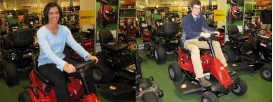 2013-2015 Craftsman 30 in 420cc Model 29000 Riding Mower