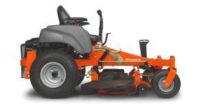 2012 Husqvarna 54 in 25 hp MZ5424S Zero-Turn Review 1