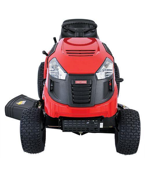 Craftsman 2000 Series Mower : Craftsman in hp lt model lawn