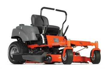 2012 Husqvarna 46 in 23 hp Zero Turn Model RZ4623 Review 8