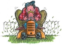 Consider the warranty when buying a new lawn tractor - From ConsumerSearch 1