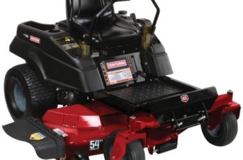 Craftsman Model 25061 Zero-Turn