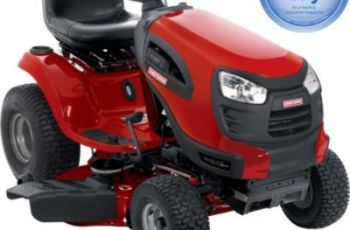 2011-2013 Craftsman Tractors Exclusive Turn Tight Technology 4