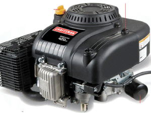 What is, Who Makes the Craftsman 420 cc motor On The LT1500 Model 28882 Lawn Tractor and Model