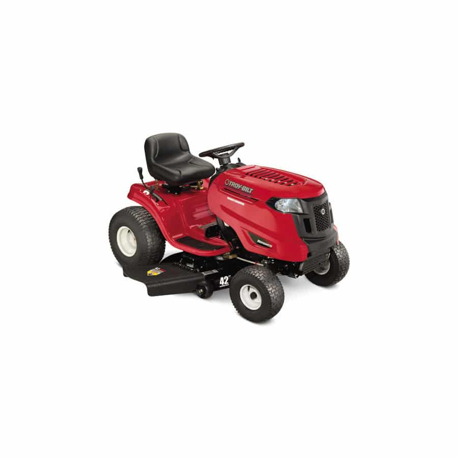 2012-2013 Troy-Bilt Bronco 42 in 20 hp Lawn Tractor Review - TodaysMower.com